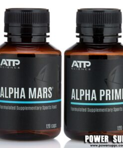 ATP Science Alpha Mars and Alpha Prime Stack