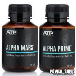 ATP Science Alpha Mars and Alpha Prime Stack