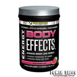 Power Performance Body Effects Lemonade 30 Serves