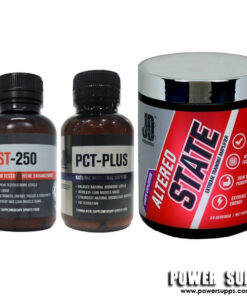 JD Nutraceuticals Results Stack Please select flavours and leave in notes at checkout Test 250 + PCT Plus + Altered State