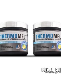 JD Nutraceuticals THERMOMELT TWIN PACK List Flavours in Notes 30 + 30 Serves