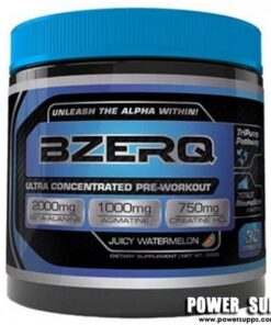 Alpha One Labs BZERQ Pink Lemonade 30 Serves