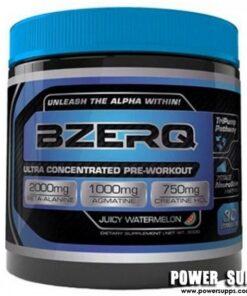 Alpha One Labs BZERQ Pink Lemonade 30 Serves