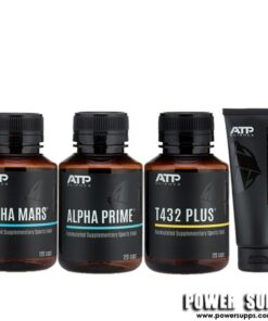 ATP Science ALPHA MARS + ALPHA PRIME + T432 PLUS + PROTOTYPE 8 STACK  Mars + Prime + T432 Plus + Prototype 8