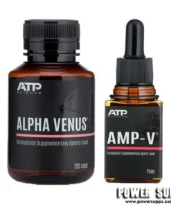 ATP Science ALPHA VENUS + AMP-V STACK  Venus + Amp-V
