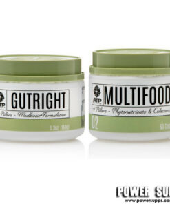 ATP Science MULTIFOOD + GUTRIGHT STACK  Multifood + Gutright