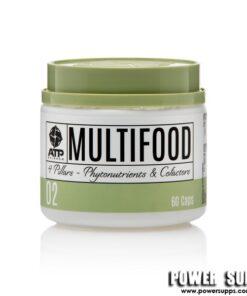 ATP Science Multi Food  60 Caps