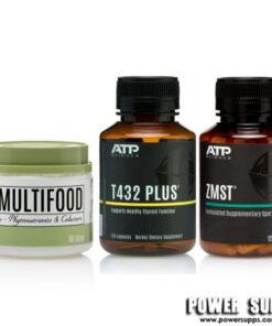 ATP Science MULTIFOOD + T432 PLUS + ZMST  Multifood + T432 PLUS + ZMST
