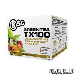 Body Science Green Tea TX100 Pineapple Coconut 60 Serves