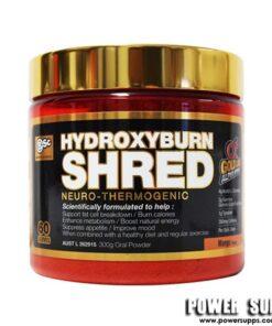 Body Science Hydroxyburn Shred Super Berry 60 Serves
