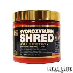 Body Science Hydroxyburn Shred Super Berry 60 Serves