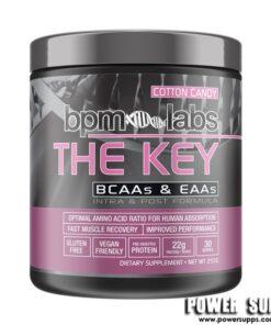 BPM Labs The Key Grape 30 Serves