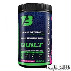 Built Sports Nutrition END OF DAYS Bubble Gum Grape 30 Serves
