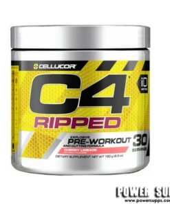 Cellucor C4 RIPPED Tropical Punch 30 Serves
