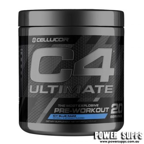 Cellucor C4 ULTIMATE Cherry Limeade 20 Serves