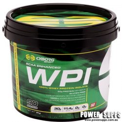 Cyborg Sport WPI  Strawberries and Cream 3kg