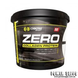 Cyborg Sport Zero  Chocolate Honeycomb 40 Serves