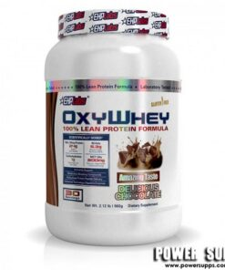 EHPLabs OxyWhey Strawberry Milkshake 75 Serves