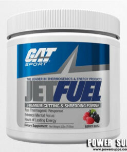 GAT JetFuel Strawberry Kiwi 40 Serves