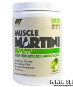 GAT Muscle Martini Natural Peach Mango 30 Serves