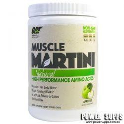 GAT Muscle Martini Natural Peach Mango 30 Serves