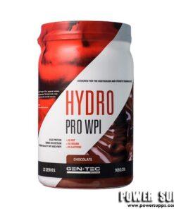 GEN-TEC Hydro Pro WPI Swiss Vanilla 5lb