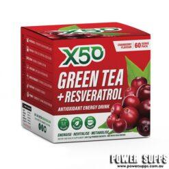 Green Tea X50 Barista 60 Serves