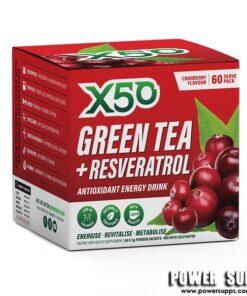 Green Tea X50 Summer Assorted Box 60 Serves