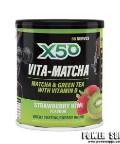 Green Tea X50 Vita Matcha Assorted 50 Serves