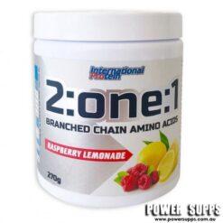International Protein BCAA 2:one:1 Honeydewÿ 270g