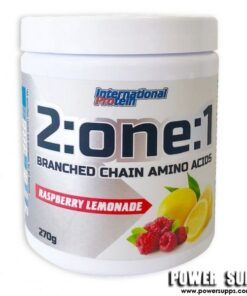 International Protein BCAA 2:one:1 Honeydew  270g
