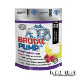 International Protein Brutal Pump Strawberry Kiwi 250g
