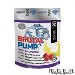 International Protein Brutal Pump Strawberry Kiwi 250g
