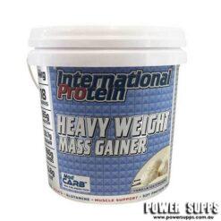 International Protein Heavy Weight Gainer Vanilla 4kg
