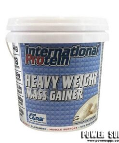International Protein Heavy Weight Gainer Vanilla 4kg