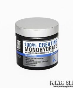 JD Nutraceuticals 100% Creatine Monohydrate Unflavoured 250g