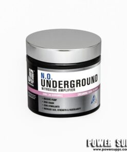 JD Nutraceuticals N.O. Underground Creaming Soda 30 Serves