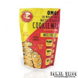 Macro Mike Cookie Mix White Choc Chip 300g