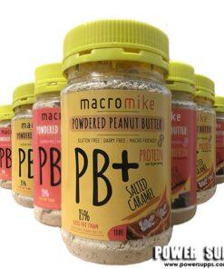Macro Mike PB+ Powdered Peanut Butter Nutella 180g