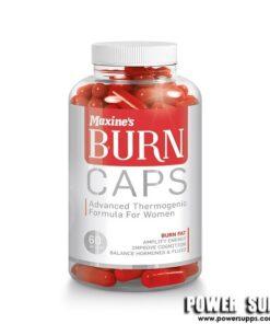 Maxine's Burn Caps  60 Serves