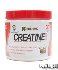 Maxine's Creatine Unflavoured 30 Serves
