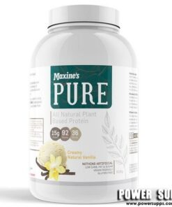 Maxines's Pure Natural Protein Vanilla 36 Serves