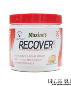 Maxines Recover Orange 30 Serves