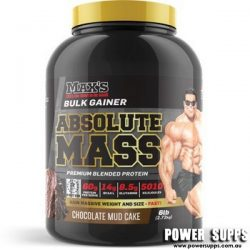 MAXS Absolute MASS Vanilla Ice Cream 12lb