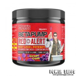 MAXS LAB SERIES BETA PUMP RED ALERT Pineapple 60 Scoops