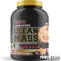 MAXS Clean MASS Vanilla Cream Cake 10lb