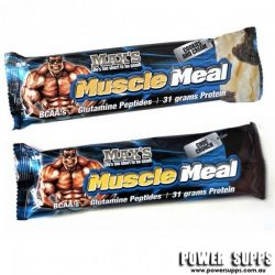 MAXS Muscle Meal Bars Cookies and Cream 12×85g bars