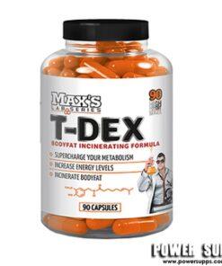 MAXS T-DEX  60 caps