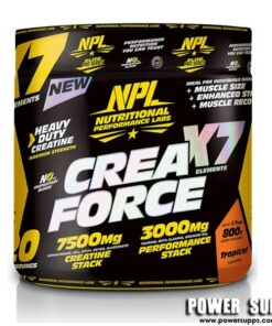 NPL CREAFORCE Tropical 800g