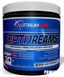 Platnium Labs OptiDreams Blackberry Lemonade 30 Serves